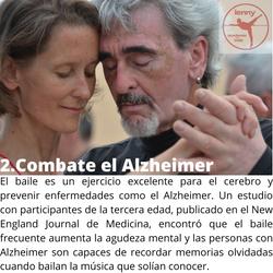 Combate el Alzheimer