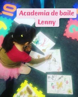 CLASES DE ARTE Y BAILE INFANTIL