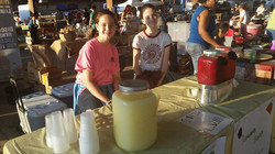 Stop by and see Meagan Schiele and Kayla