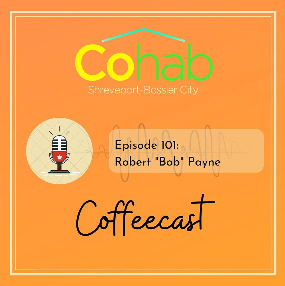 Coffee cast logo