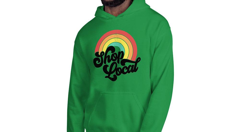 Shop Local - Unisex Hoodie