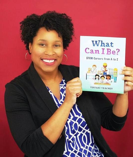 Author photo with book - Teachey.jpg