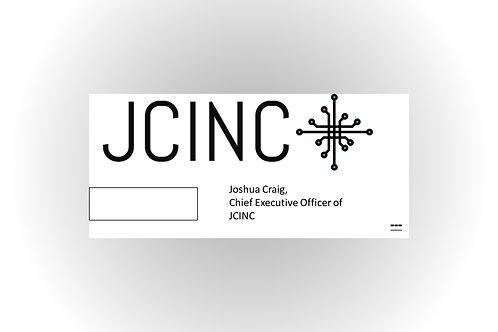 """JCINC """"Signature Edition"""""""