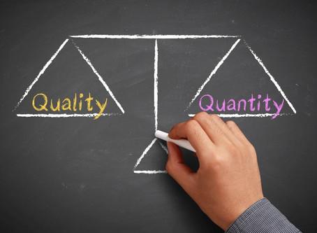 Calories vs. Health: Quality over Quantity?