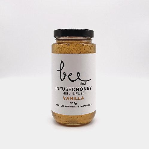 Vanilla Infused Honey