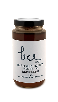 Espresso Infused Honey
