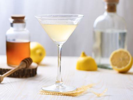 The Bee's Knee's Vanilla Cocktail