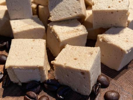 Espresso Honey Marshmallows