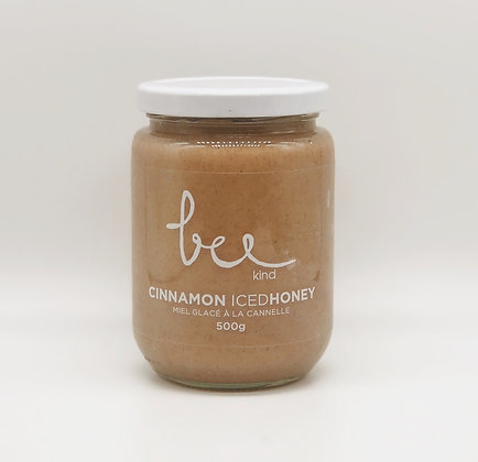 Cinnamon Iced Honey