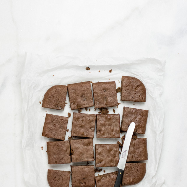 Holland & Barrett - Gluten free brownies mix