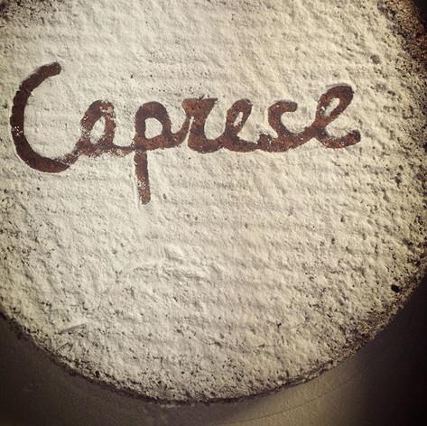 """Gluten free """"Torta Caprese"""""""