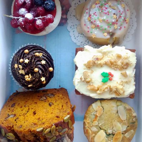 Vegan Sweet Box