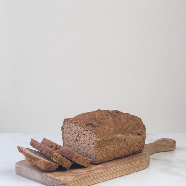 Holland & Barrett - Gluten free seeds bread