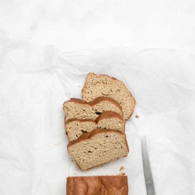 Holland & Barrett - Gluten free bean bread mix