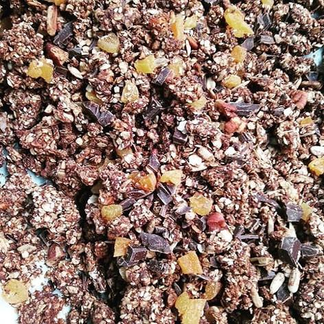 Choco granola