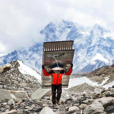 The Sherpa is the Guru