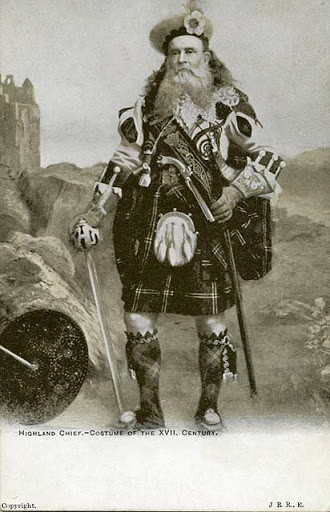 A Highland Chief