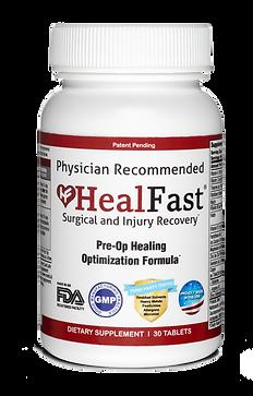 HealFast Pre-Op Healing Optimization