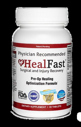 HealFast Pre-Op