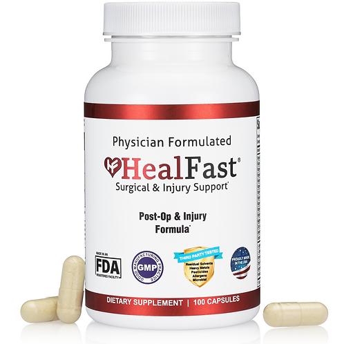 HealFast Post-Op Surgical & Injury Formula