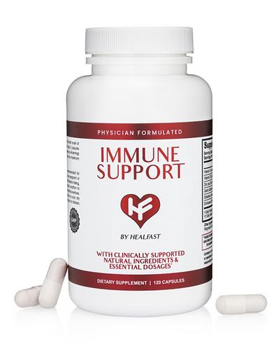 HealFast Immune Optimization Support