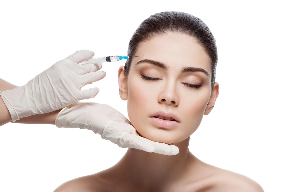 Botox syringe, HealFast Recovery