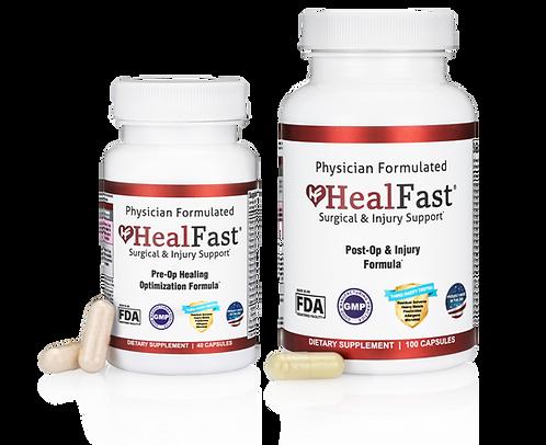 HealFast Complete Surgery & Injury Formula (PreOp + PostOp)