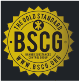 BSCG Sports Testing, HealFast safe for sports