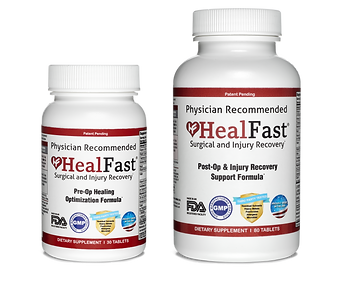 HealFast Complete Surgery & Injury Recovery