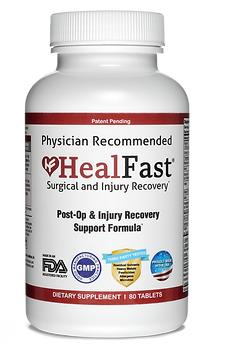 HealFast Post-Op Surgical & Injury Recovery