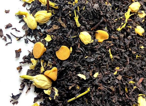 Caramel Cadence- 1/4 pound loose tea