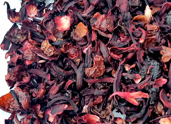 Berry Brigade- 1/4 pound loose tisane