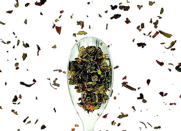 Green Beret- 1/4 Pound Loose Tea