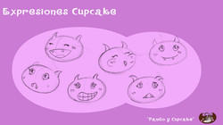 Expresiones Cupcake