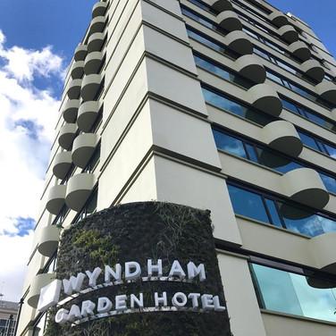 HOTEL WYNDHAM GARDEN, QUITO