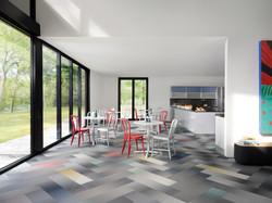 Interior Design - Cuadrado Alfombras