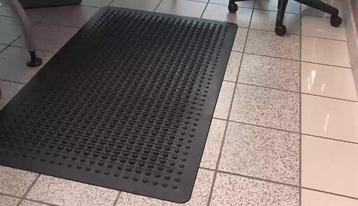 Anti-Fatigue Mats, Millennium Mats, Cuadrado alfombras