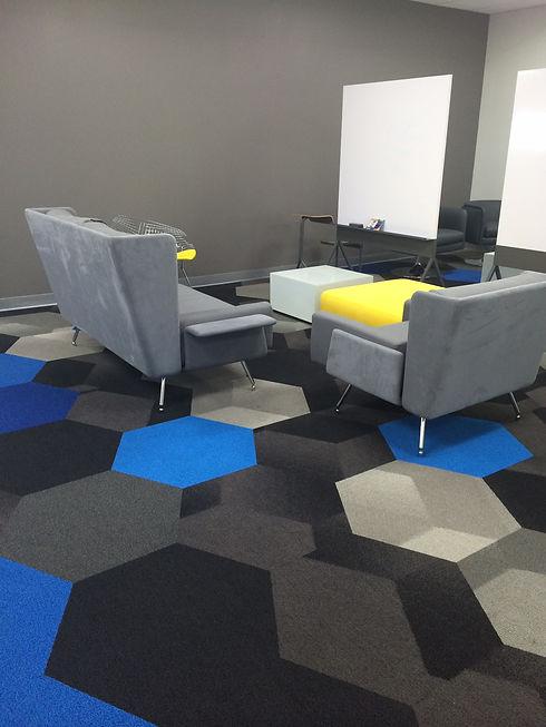 Cuadrado Alfombras Commercial Design
