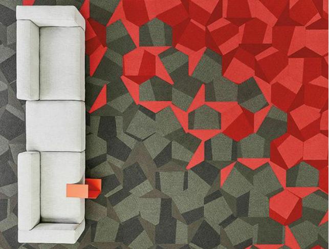 Hexagonal Tile - Cuadrado Alfombras
