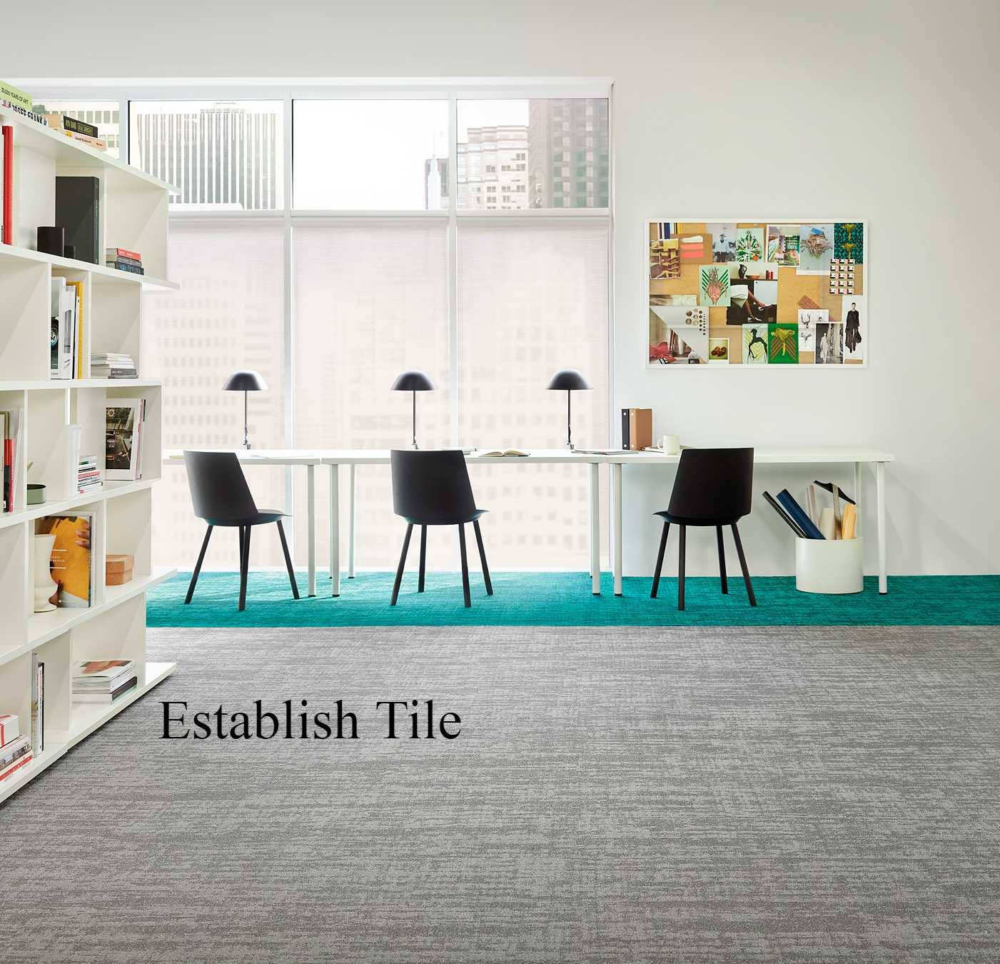 Establish Tile - Cuadrado Alfombras