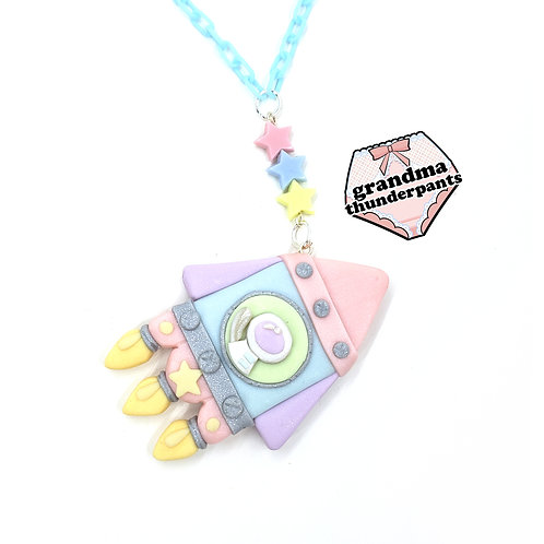 Nyoom Space Necklace