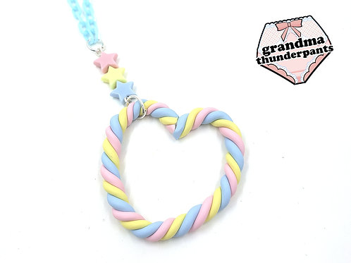 Marshmallow Lover Necklace