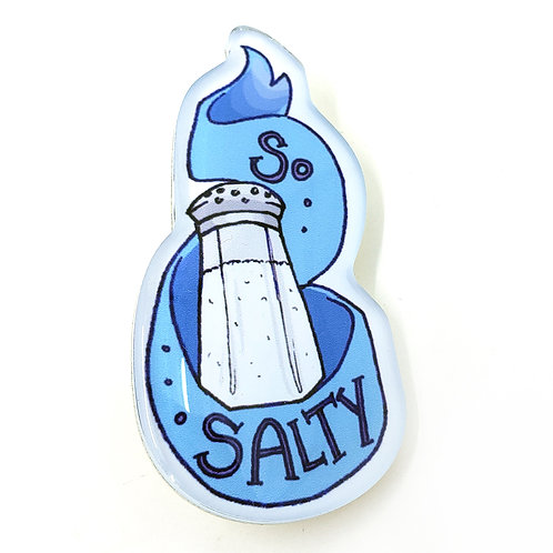 So Salty Pin
