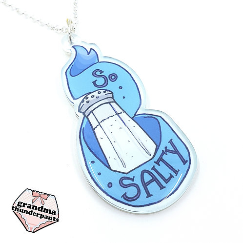 So Salty Necklace