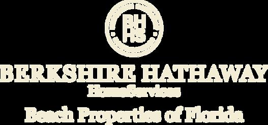 Berkhire Hathaway HomeServies Beach Properties of Florida Peevy Team