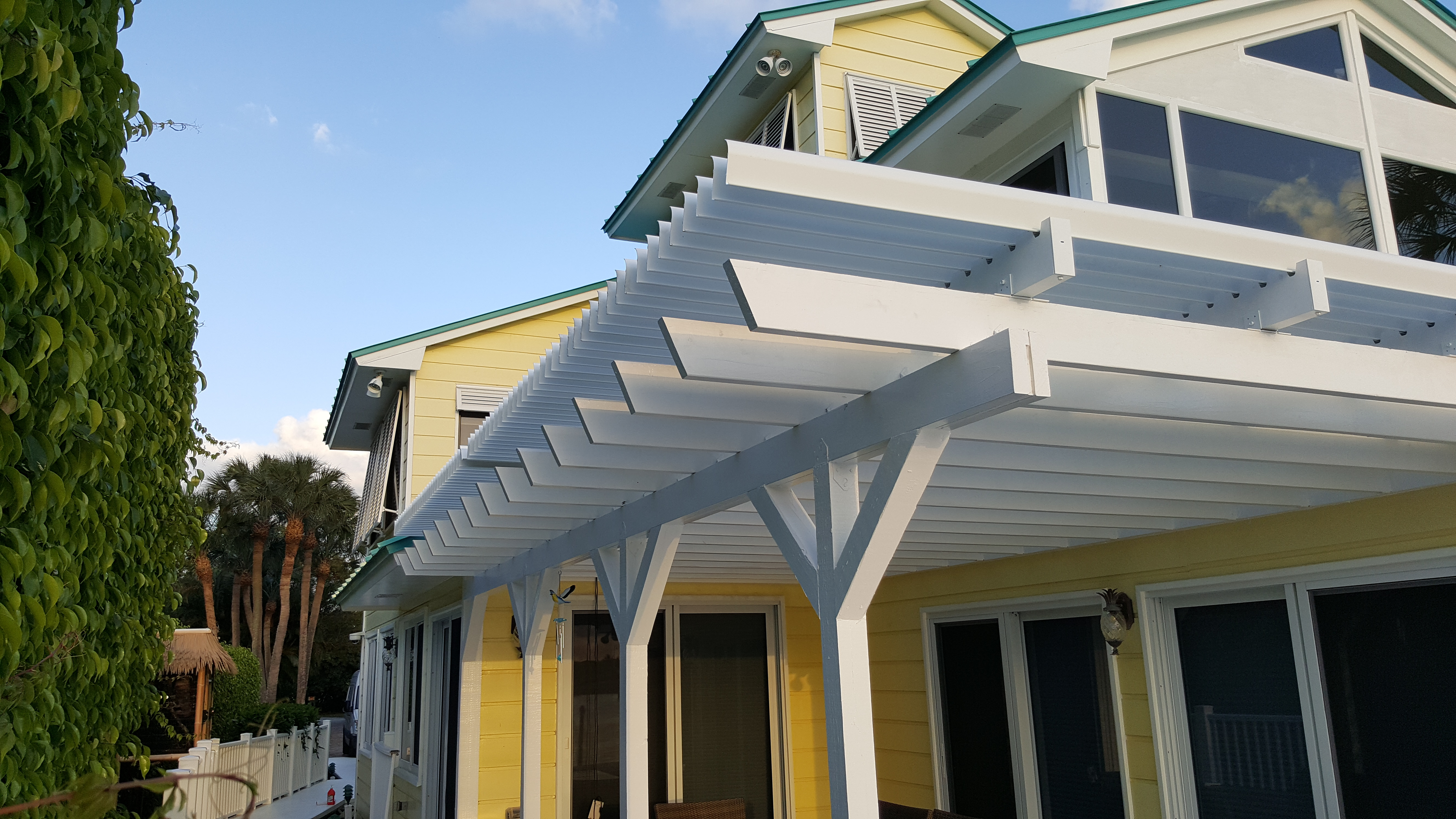 Awning Stars Louvered Roof Systems