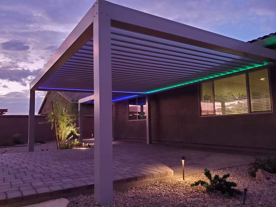 heavy-duty-louvered-roof