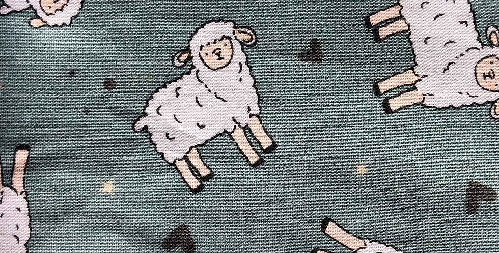 1, 2, 3 moutons