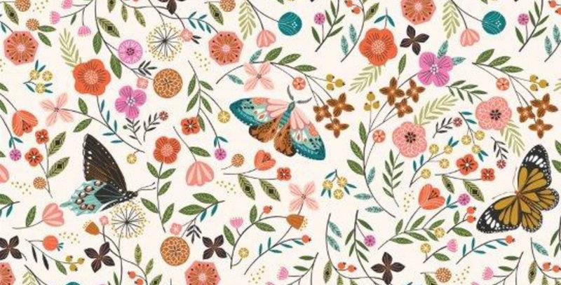 Papillons en folie