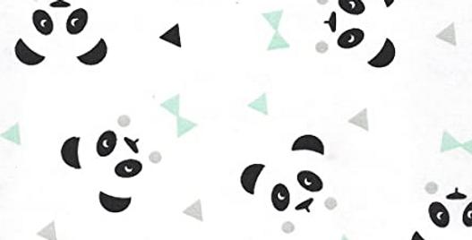 Mon panda en costard